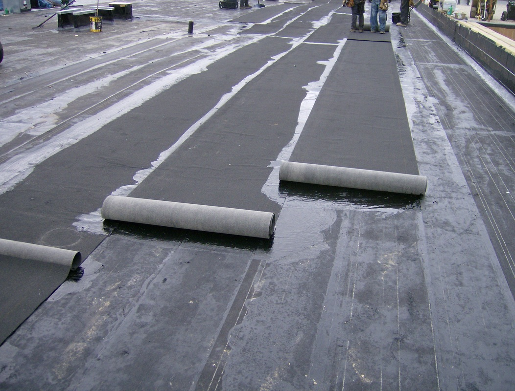 Bitumen Roofing Minneapolis