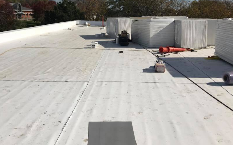 commercial roof installation contractors Twin Cities MN